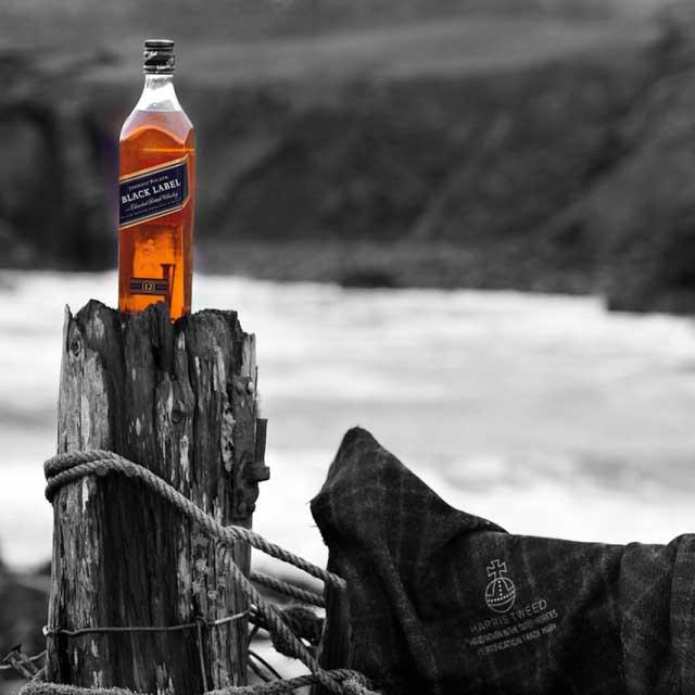 kleding ruikt naar whisky